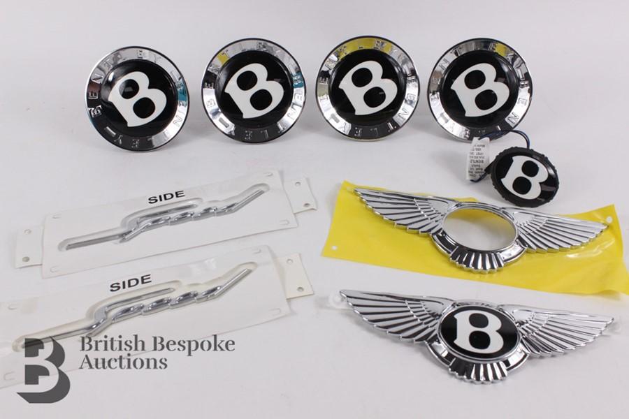 Bentley Alloy Accessories