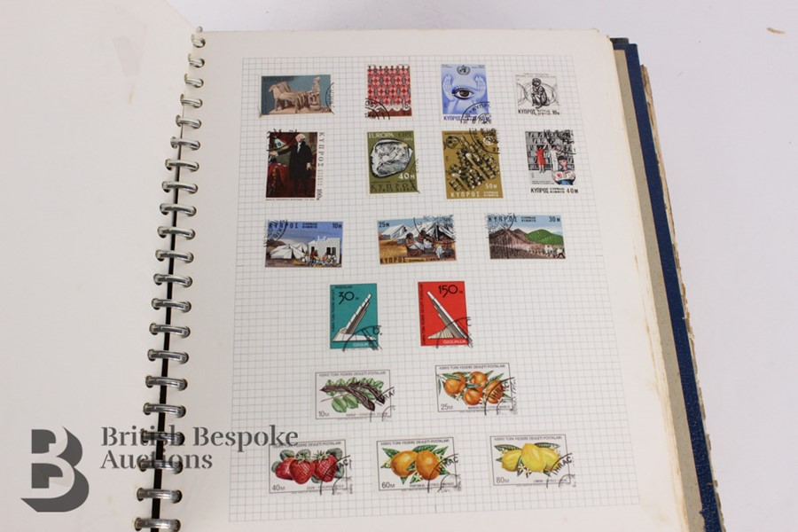 Quantity of Commonwealth Stamps - Image 29 of 29