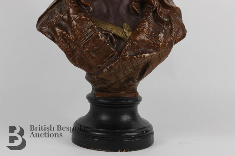 Ceramic Figurine - Arabian Woman - Image 3 of 12