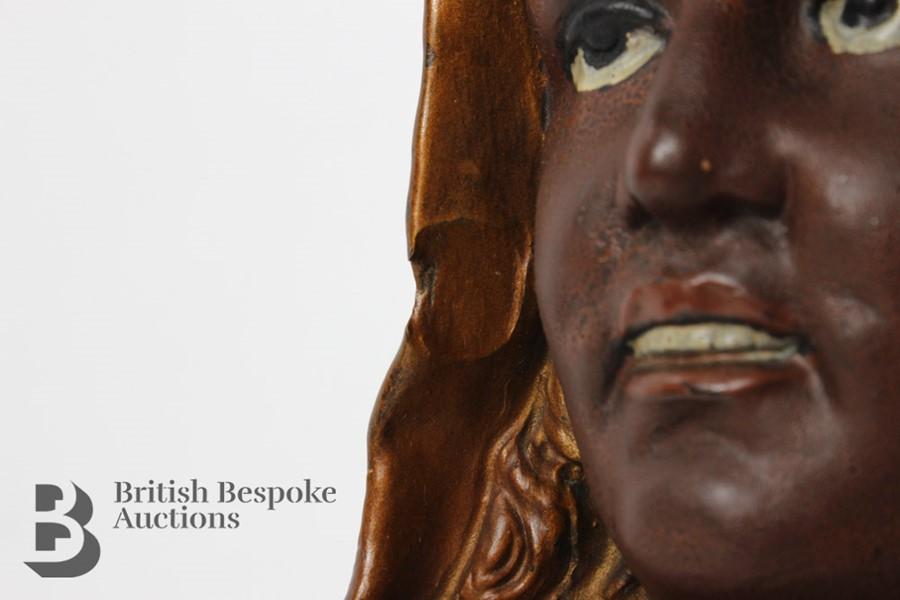 Ceramic Figurine - Arabian Woman - Image 11 of 12