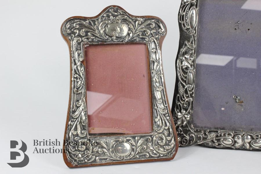 Silver Easel Back Photo Frames - Image 2 of 7
