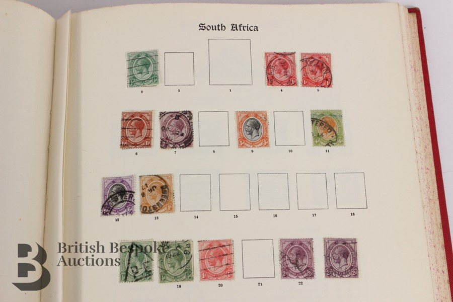 Quantity of Commonwealth Stamps - Image 9 of 29
