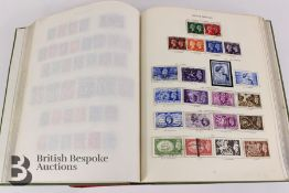 Quantity of Commonwealth Stamps