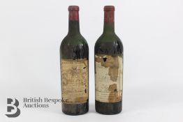 Two Bottles of Red Wine
