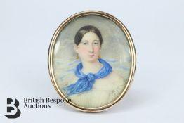 Fine Portrait Miniature
