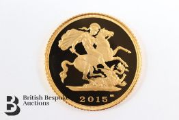 2015 The Half Sovereign