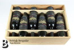 Case of 12 Thornleigh Vineyard Cabernet Sauvignon 2002
