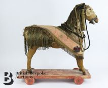 Victorian Hobby Horse