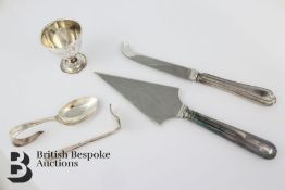Miscellaneous Silver Plate