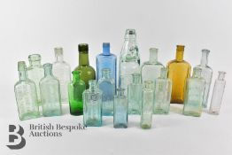 Collection Of Patent Medicines & Cures