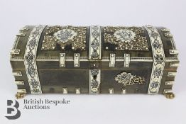 A 19th Century Indian Vizagapatam Box