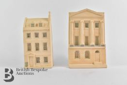 Timothy Richards Architectural Bookends