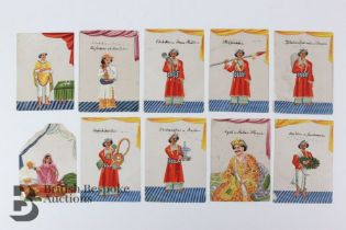 19th Century Indian Company School Paintings