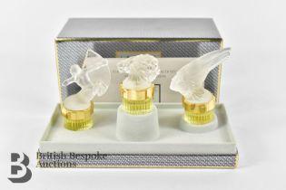 Lalique 'Les Mascottes Miniatures' Pour Homme Eau de Parfum, Boxed and Unused