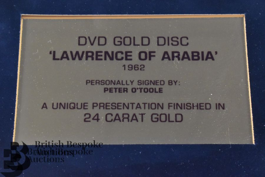 Three Signed Gold Disc Film - Image 4 of 11