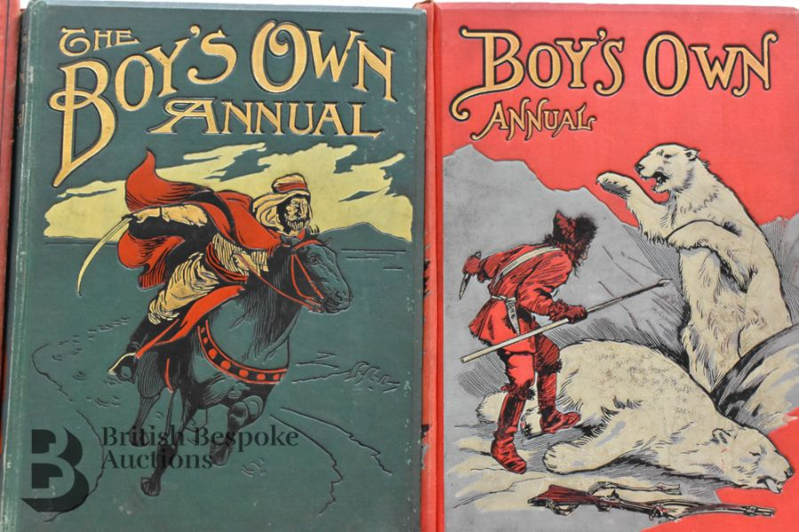 7 Boy's Own Annuals and Girl's Own Annual and Chums - Image 4 of 36