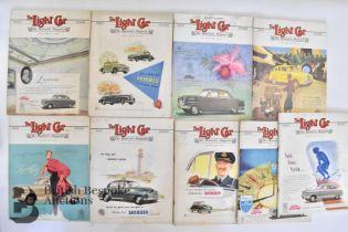 Over 120 1940s, 50s, 60s Car Magazines