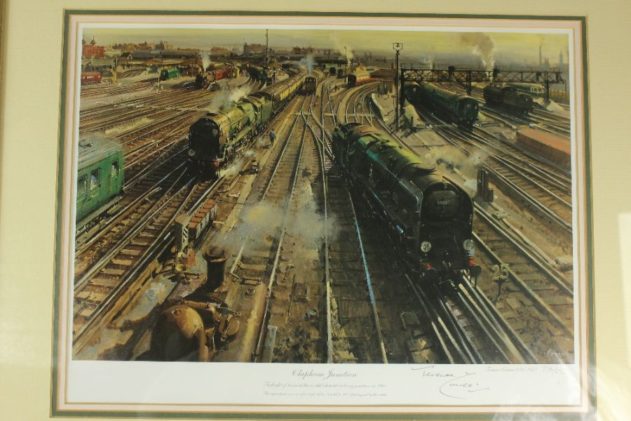 After Terence Cuneo Limited Edition Print - Image 3 of 3