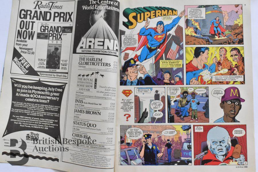 8 Vintage Superhero Interest - Image 6 of 10