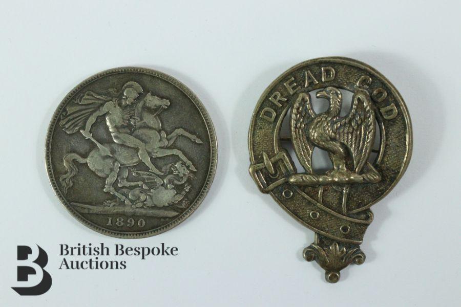 Silver Munro Badge - Image 4 of 5