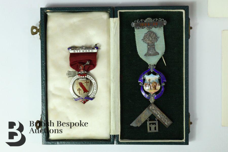 Silver Munro Badge - Image 2 of 5
