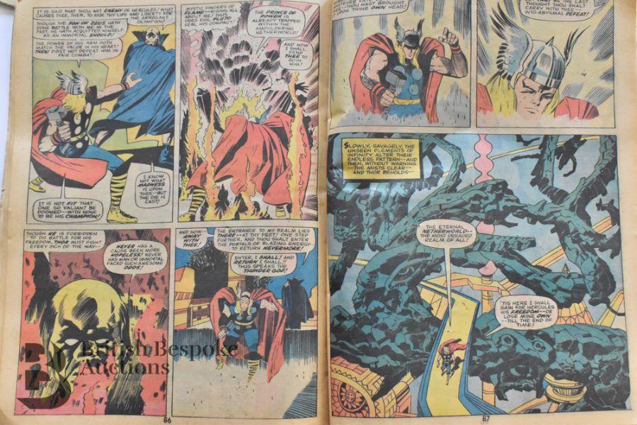 8 Vintage Superhero Interest - Image 7 of 10