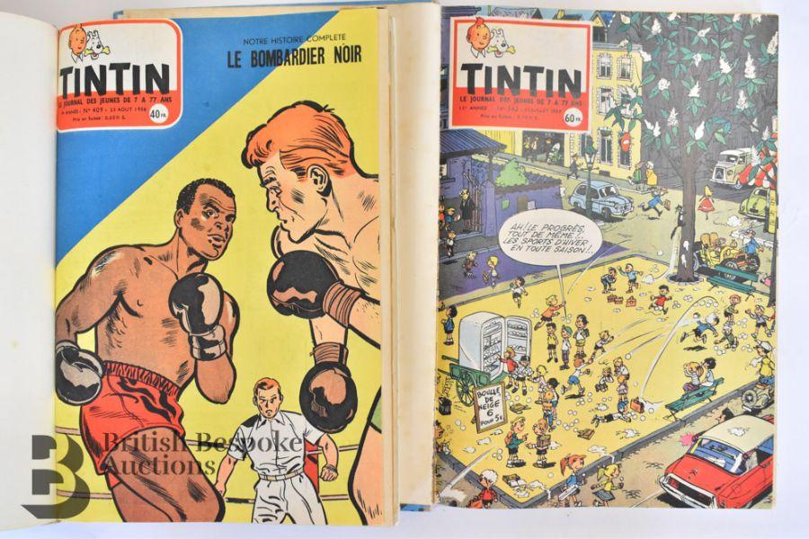 Vintage Tintin Interest - Image 4 of 10