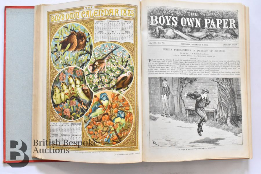 7 Boy's Own Annuals and Girl's Own Annual and Chums - Image 29 of 36