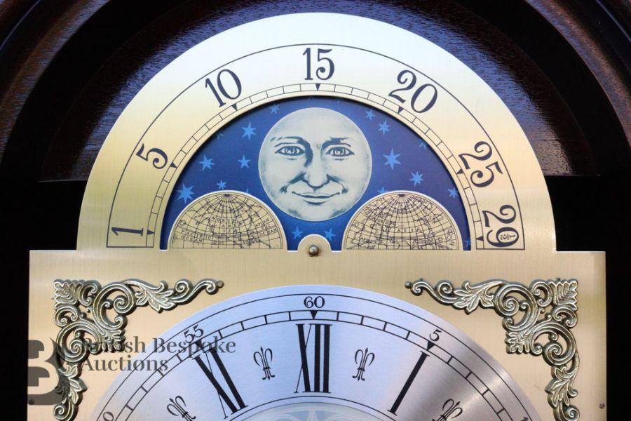 20th Century West German Long Case Clock - Image 5 of 7
