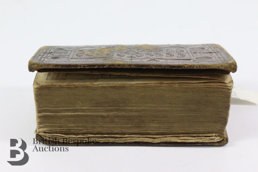 The Holy Bible Containing Old & New Testaments Published Kincaid Edinburgh 1783 - Image 5 of 5