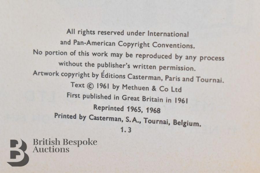 Vintage Tintin Interest - Image 6 of 10
