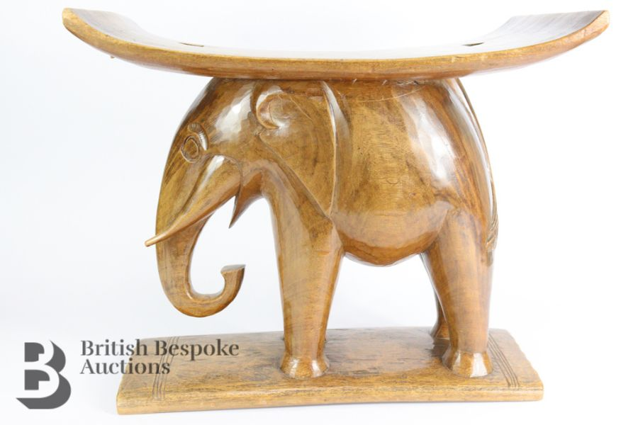South African Stool - Image 5 of 5