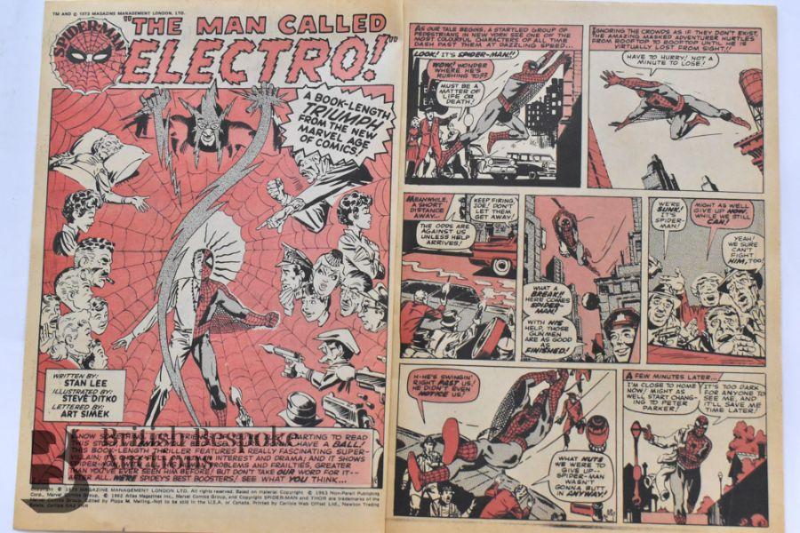 8 Vintage Superhero Interest - Image 4 of 10