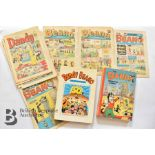 The Dandy Monster Comic 1951 Together with Beano & Dandy Comics