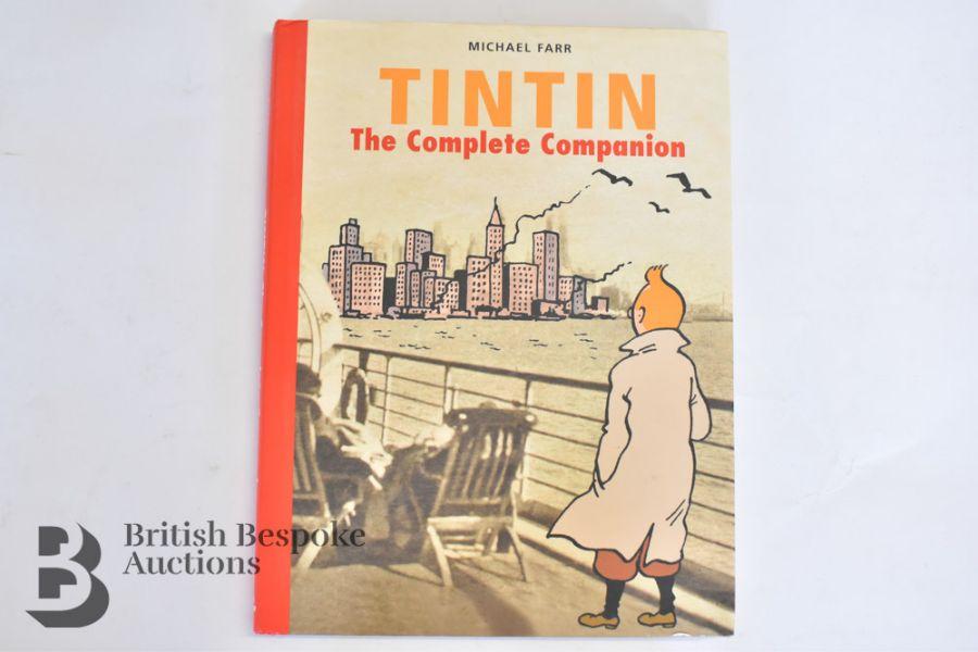 Vintage Tintin Interest - Image 8 of 10
