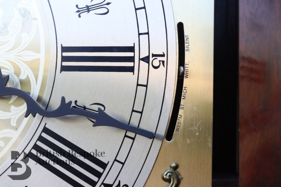 20th Century West German Long Case Clock - Image 6 of 7