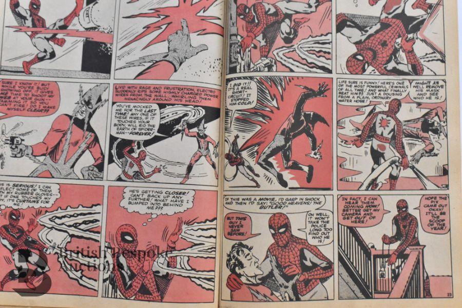 8 Vintage Superhero Interest - Image 3 of 10