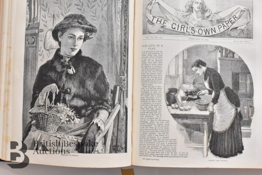 7 Boy's Own Annuals and Girl's Own Annual and Chums - Image 11 of 36