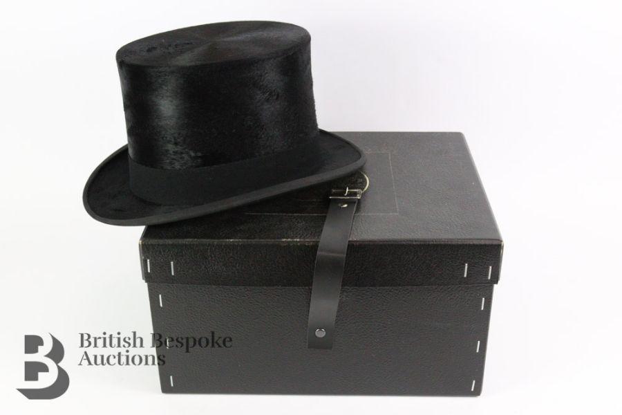 Tress & Co London Top Hat