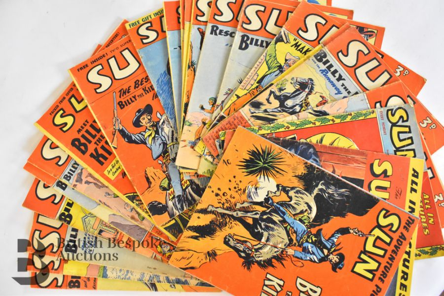 Vintage Western Annuals and Comics - Image 5 of 8