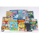 A Quantity of Comics