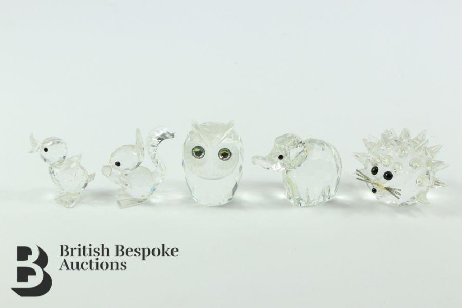 Collection on Swarovski Crystal Animals - Image 3 of 4