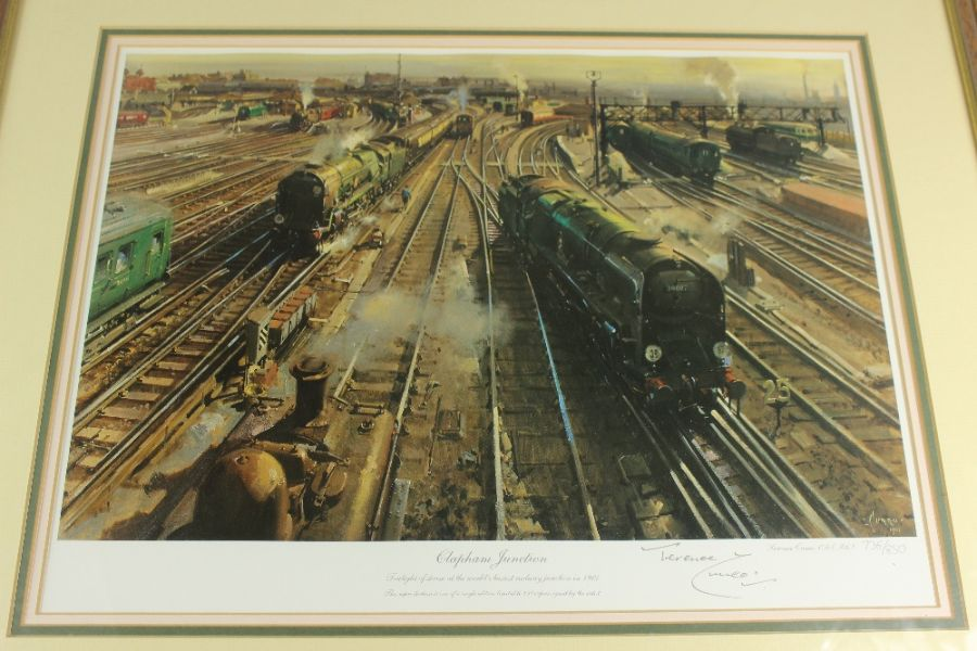 After Terence Cuneo Limited Edition Print - Image 2 of 3