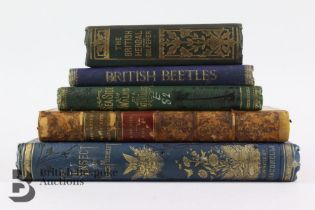 5 Books Natural History Interest
