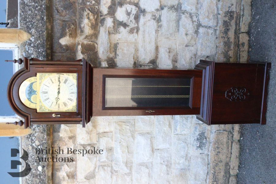 20th Century West German Long Case Clock