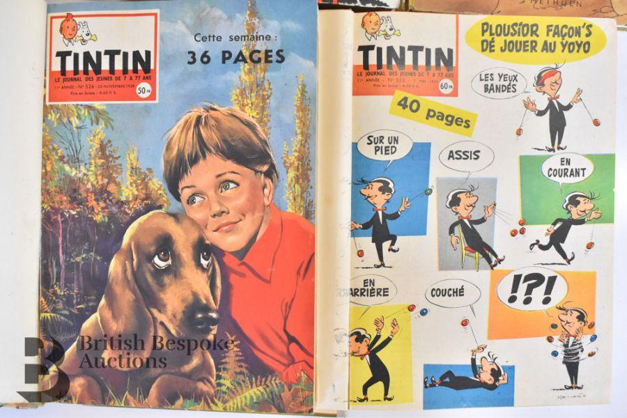 Vintage Tintin Interest - Image 3 of 10