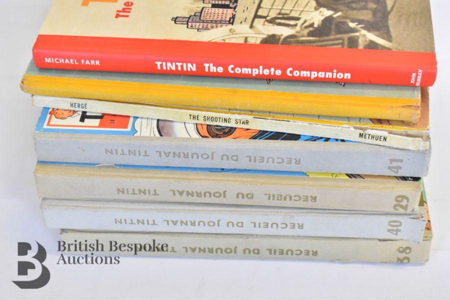 Vintage Tintin Interest - Image 9 of 10