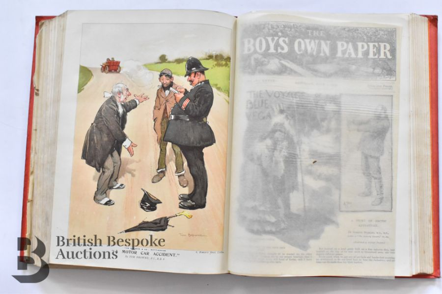 7 Boy's Own Annuals and Girl's Own Annual and Chums - Image 24 of 36