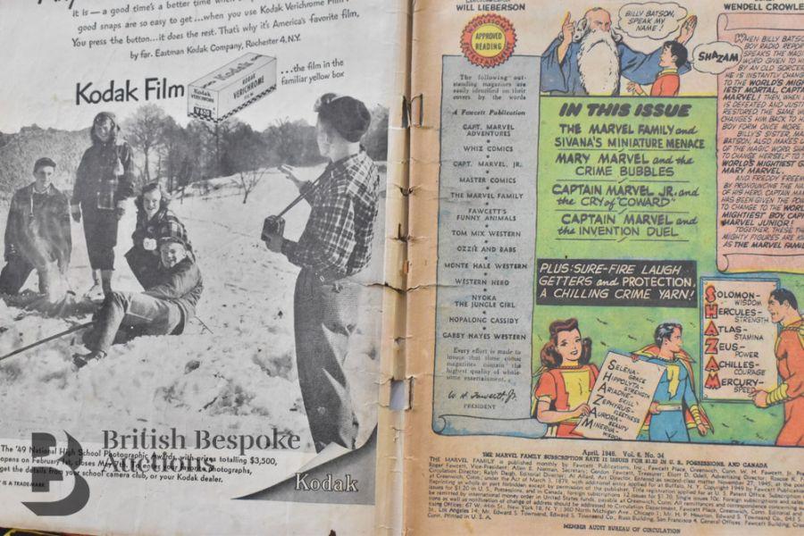8 Vintage Superhero Interest - Image 10 of 10
