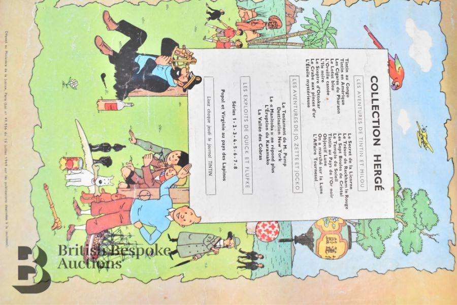 Vintage Tintin Interest - Image 2 of 10